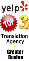 yelp's top 3 translation service in Boston